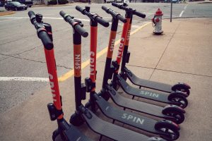 """Geofencing"": How Cities Stop Scooters"