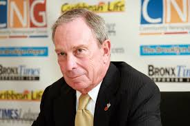 Bloomberg Spends Millions, Enters Debate