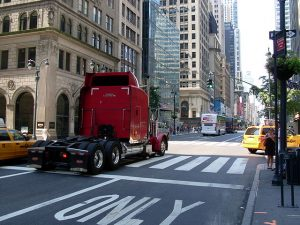 Freight Industry Strained by New York City Demand